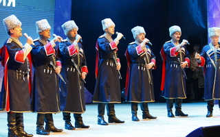 Гала-концерт фестиваля «Созвездие» в Воронеже