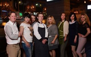 Третий Гастрономический десант в grill bar sushi «МЯСО OR FISH»
