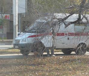 В Лисках водитель сбил двоих пешеходов и скрылся с места ДТП