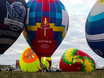 В Воронеже прошли соревнования воздухоплавателей 131839