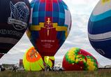 В Воронеже прошли соревнования воздухоплавателей