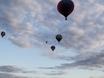 В Воронеже прошли соревнования воздухоплавателей 131852