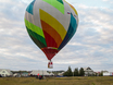 В Воронеже прошли соревнования воздухоплавателей 131857