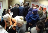 17,6% воронежцев приняли участие в выборах к четырем часам дня