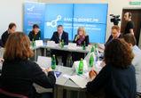Онлайн-трансляция «круглого стола» по вопросам подготовки кадров в Воронеже