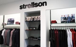 Магазин одежды Strellson - безупречный стиль для сильных мужчин
