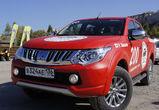 Хироши Масуока и Авто-Дон показали, на что способны внедорожники Mitsubishi