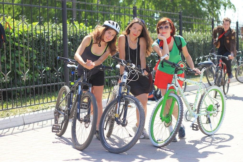 В эти выходные в Воронеже пройдёт международный фестиваль «ВелоВоронеж-2015»