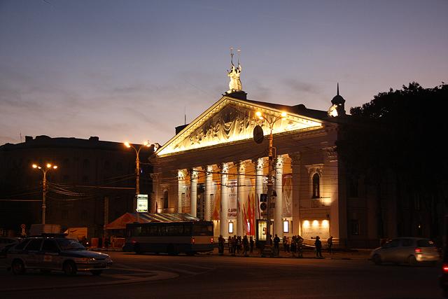 В Воронеже пройдёт концерт звёзд балета Мариинского и Михайловского театров