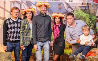 Октоберфест в Воронеже, 2 октября - фоторепортаж