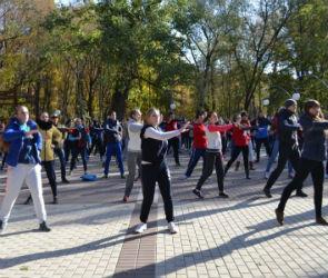 В парке «Динамо» открылась новая спортивная площадка (ФОТО)