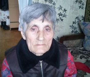 Под Воронежем ищут 76-летнюю женщину, пропавшую после встречи с подругой