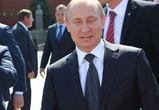 Из-за событий в Сирии рейтинг Владимира Путина поднялся почти до 90%