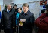 Алексей Гордеев отметил положительную динамику в Верхнехавском районе
