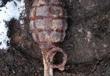 В Воронеже нашли еще один снаряд времен войны