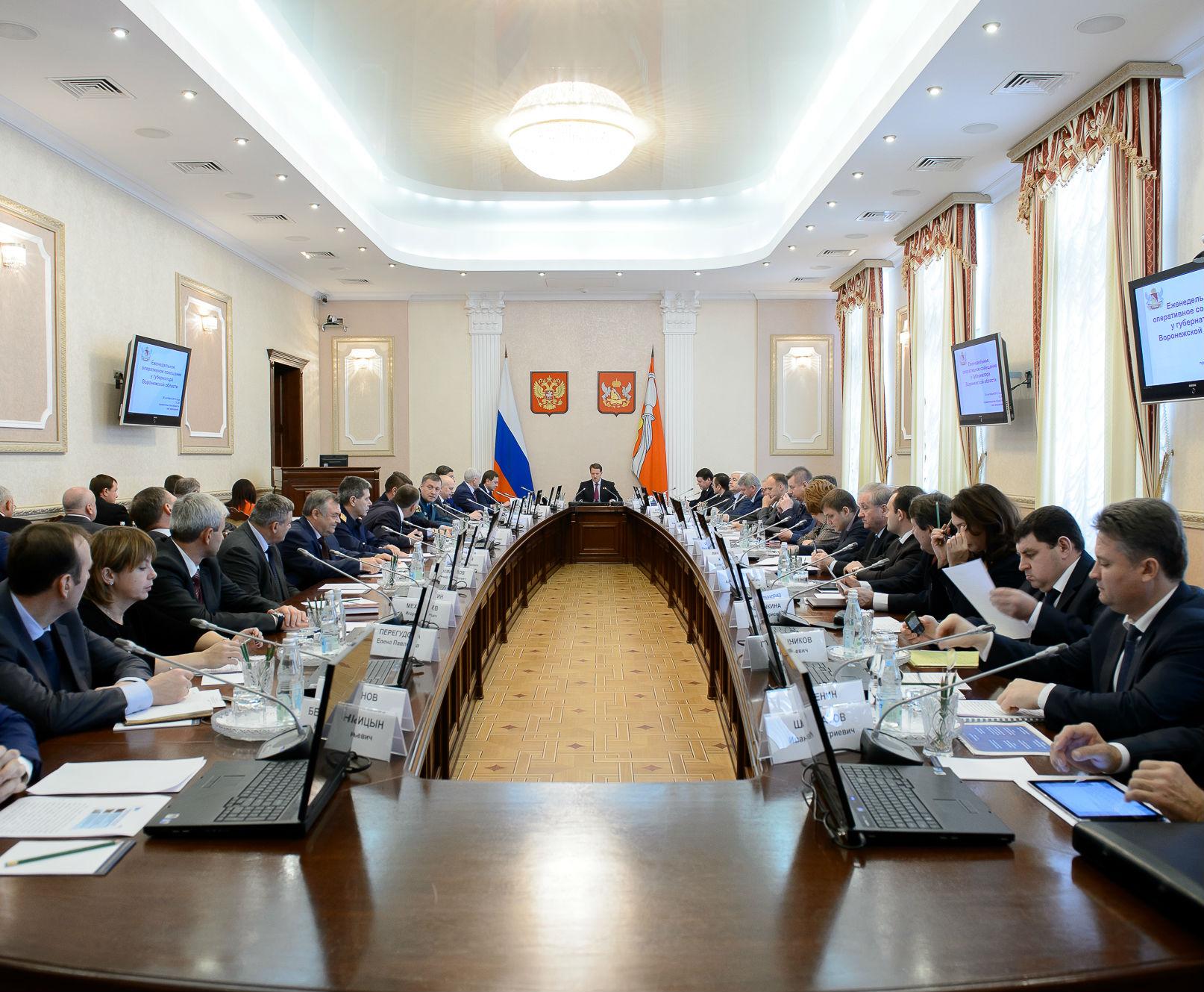 В Воронежской области сформирована уникальная модель поддержки местных инициатив