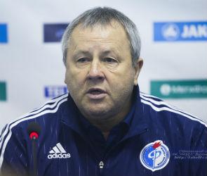 Тренер «Факела» Павел Гусев обратился к воронежским болельщикам (Видео)