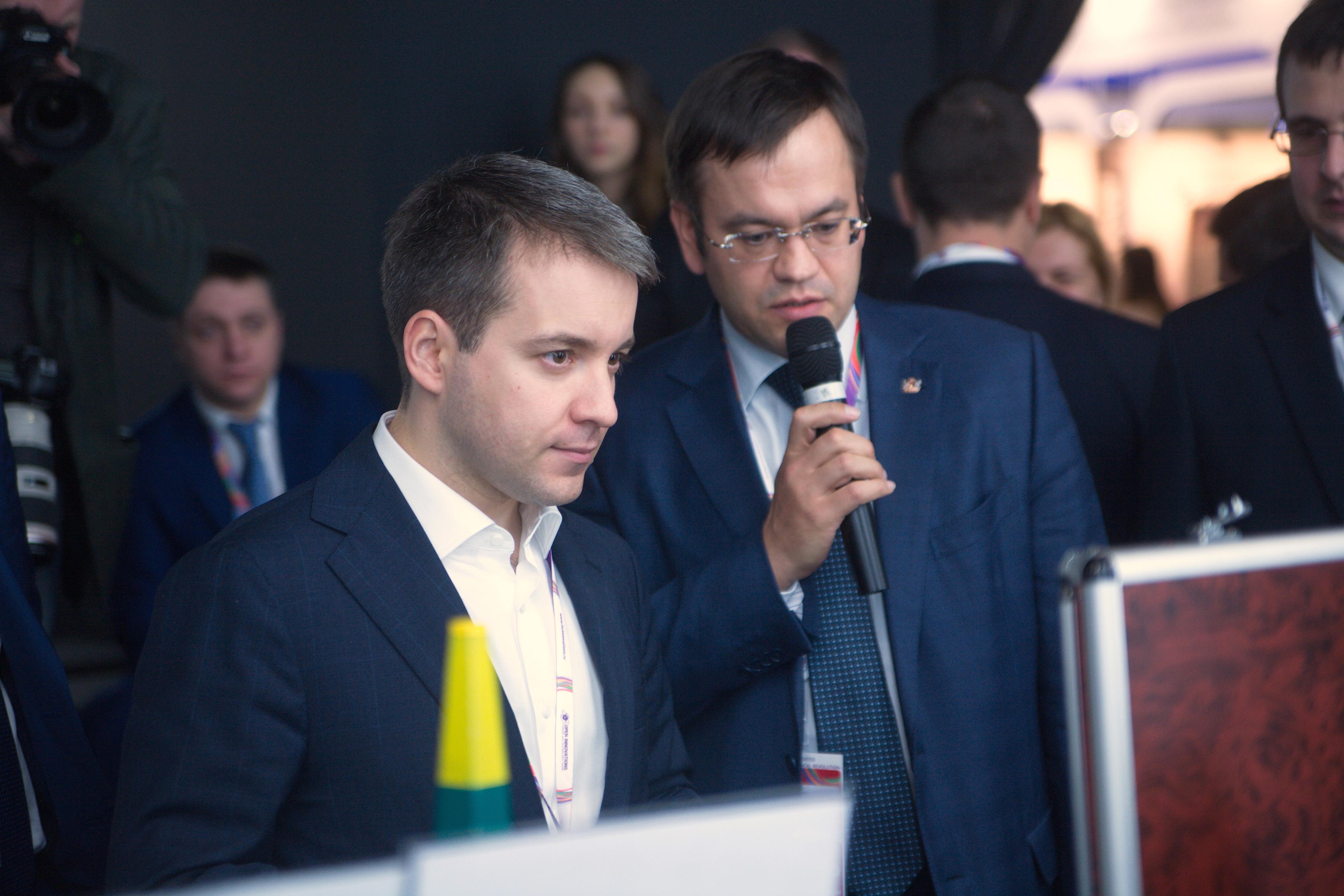 Форум «Открытые инновации - 2015» стартовал в Москве