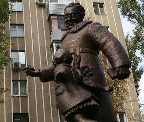 В Воронеже открыли первый в России памятник Маршаку (ФОТО)