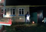 В селе под Воронежем загорелся дом, погиб человек
