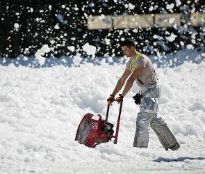 В мэрии уверены, что город справится с зимними снегопадами