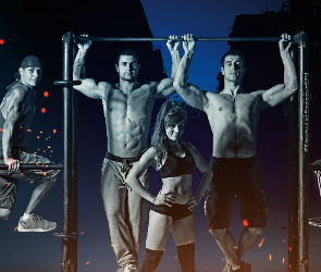 В ТРК «Арена» пройдет спортивный фестиваль «Workout VRN-2»