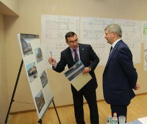 Обновленный спорткомплекс «Энергия» откроется в Воронеже через два года