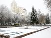 Первый снег в Воронеже  135775
