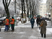 Первый снег в Воронеже  135781