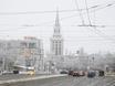 Первый снег в Воронеже  135790
