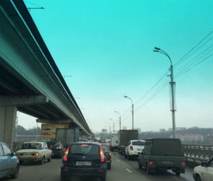 Ремонт дорожного полотна на Северном мосту закончится в середине декабря