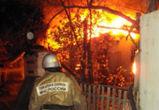 На пожаре в Павловском районе погиб 19-летний парень