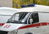 В Бобровском районе столкнулись грузовик и иномарка - пострадали три человека