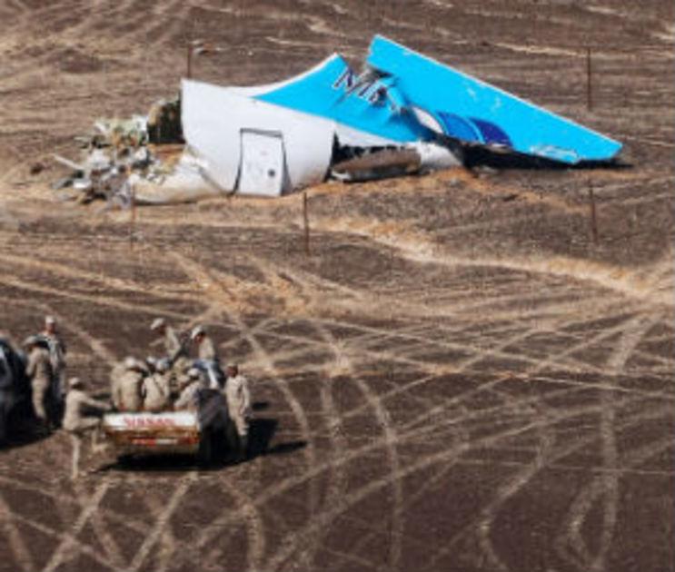 ФСБ: Теракт стал причиной крушения Airbus А321