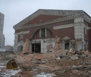 Воронежцы выступят против сноса храма Рождества Христова