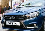 В «Воронеж-Авто-сити» стартуют продажи LADA Vesta