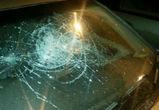 Воронежец разгромил машину знакомого из-за заявления в полицию  (ФОТО)