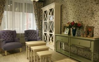 Коллекция мебели в интерьере - салон «Luxury House»