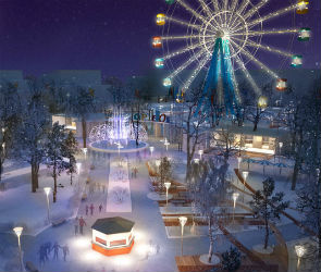 Реконструкция парка «Орленок» обойдется в 490 млн рублей