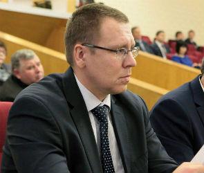 Место Сергея Лукина в облДуме занял Иван Татарин