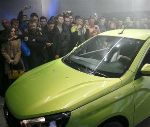 В дилерском центре «Воронеж-Авто-Сити» был дан старт продажам LADA Vesta