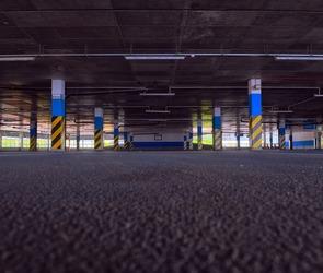 В Воронеже могут появиться 8 тысяч платных парковочных мест