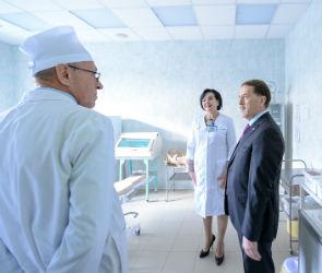 Губернатор: «Наша задача -  прийти с современными социальными объектами в села»