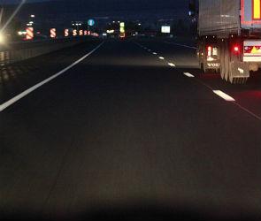 ГК «Автодор»: «Участок трассы, где перевернулся автобус, обрабатывали дважды»