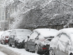 Воронеж заметает снегом  136757