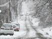 Воронеж заметает снегом  136758