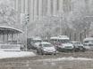 Воронеж заметает снегом  136759