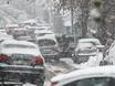 Воронеж заметает снегом  136764