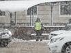 Воронеж заметает снегом  136765