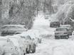 Воронеж заметает снегом  136767